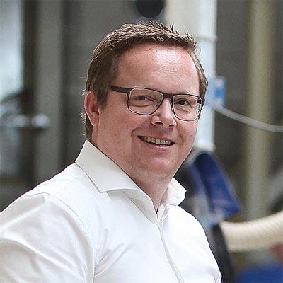 Björn Duphorn, Geschäftsführer