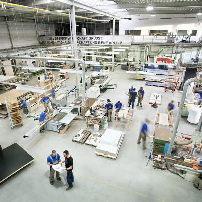 INUMA – Blick in die Werkstatt