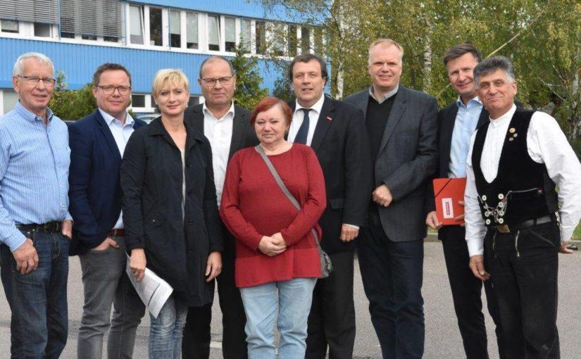 Handwerkskammer und Stadt Leipzig machen Station bei INUMA