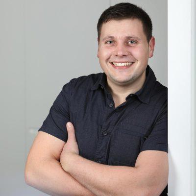 Martin Schlotter, stellvertretende Produktionsleitung / Projektleitung
