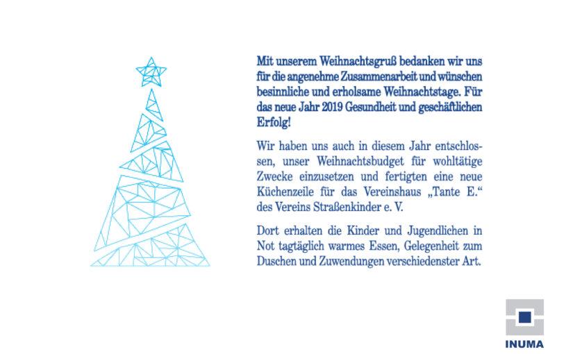 Wir haben in der Zeit vom 22.12.2018 bis zum 02.01.2019 Weihnachtsurlaub und sind ab dem 03.01. wieder für Sie da!