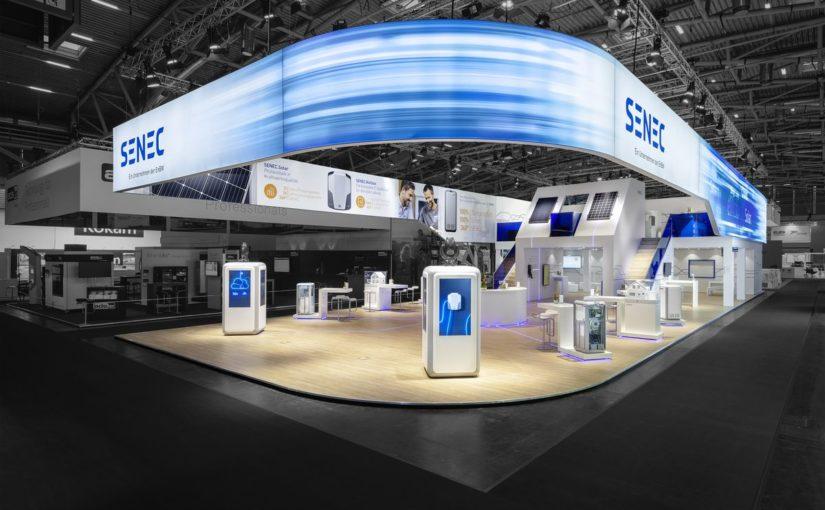 SENEC GmbH – ees Europe I Intersolar, München 2019