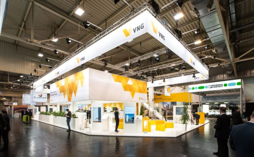 Verbundnetz Gas AG  – E-WORLD, Essen seit 2012