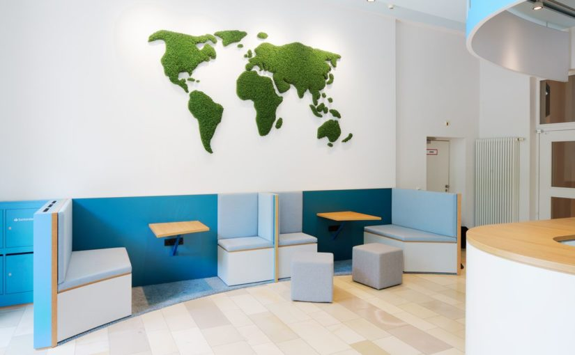 Invia SSC Germany GmbH – FOYER